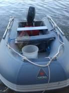Лодка пвх юкона 310