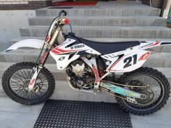 Yamaha YZ 250F, 2009