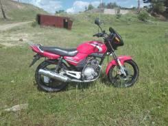 Yamaha YBR 125, 2007
