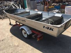 Лодка алюминиевая Sea Nymph 14K