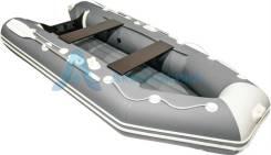 Надувная лодка Аква 3200 НДНД под мотор 9,8 л. с.