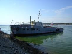 Продается катер проект Т-63