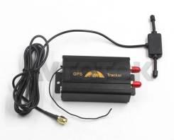 GPS-Трекер GPS ТК-103 (Видео обзор и отзывы! )