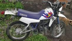 Yamaha DT50, 1998