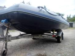 Надувная лодка Флагман-420