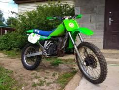 Kawasaki KX 125, 1992