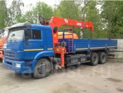 КАМАЗ 65117-3010-50 PALFINGER INMAN IT 150, 2018