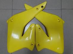 Обтекатели радиатора Polisport Suzuki RMZ250 '04-05