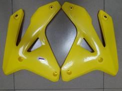 Обтекатели радиатора Polisport Suzuki RMZ450 '07