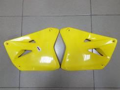 Обтекатели радиатора Polisport Suzuki RM '01-03
