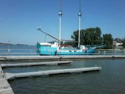 Продам Парусно-моторное судно Гимс