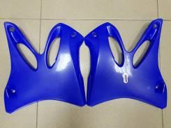 Обтекатели радиатора Polisport Yamaha YZ125/250 '02-05