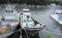Yanmar - fishing vessel 40f, дизель стационар S6MB-MTK