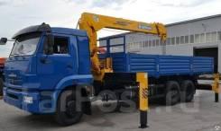 КАМАЗ 65117-3010-50 SOOSAN 736, 2018
