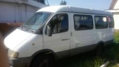 ГАЗ ГАЗель Микроавтобус, 2001