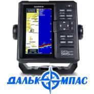 Картплоттер Garmin Gpsmap 585 Plus с картой - гарантия 2 года