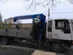 Услуги Бортовой грузовик с манипулятором. Эвакуатор