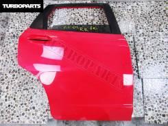 Дверь Задняя Правая Honda Fit GE6, GE8 (R81) [Turboparts]