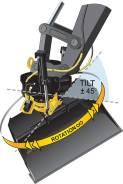 Тилтротатор Engcon для экскаватора - рототилт