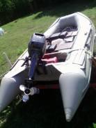 Продам лодку пвх 350