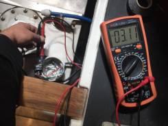Электрик. Ремонт и диагностика электрооборудования катеров, яхт.