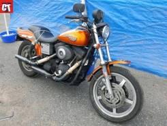 Harley-Davidson Dyna Super Glide Sport FXDX, 2001