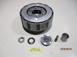 1976) Корзина сцепления в сборе Kawasaki KDX125