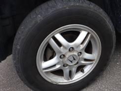 """Продам литье (Оригинал ) 5 шпилек с Honda CR-V RD1 без пробега по РФ. x15"""" 5x114.30"""