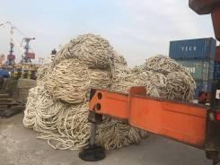Канат, верёвка, хребтина