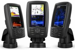 Garmin Echomap PLUS 42CV + CV20-TM Картплоттер Эхолот Трансдьюсер