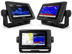 Garmin Echomap PLUS 72CV 73CV + CV20-TM Картплоттер Эхолот Трансдьюсер