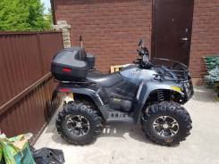 Arctic Cat 700, 2013