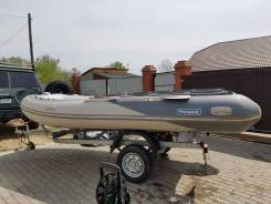 Лодка 420 + Suzuki 40