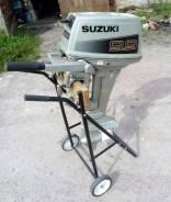 Лодочный мотор Suzuki 9,9