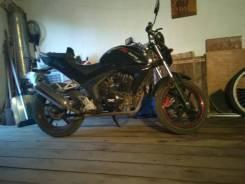 ABM X-moto SX250, 2013