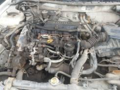 Двигатель в сборе. Toyota Corolla, CE95 2C, 2CE, 2CIII