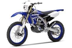 Yamaha WR 450F, 2018
