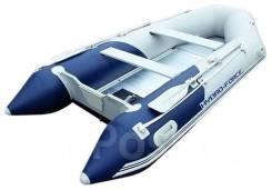 Надувная моторная лодка - Бесплатная доставка по городу!