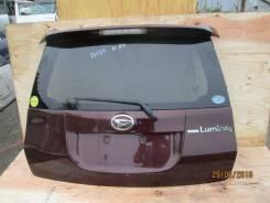 Дверь багажника. Daihatsu Boon Luminas, M512G Toyota Passo Sette, M512E 3SZVE