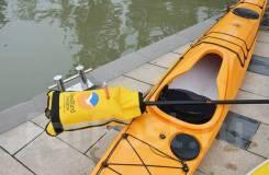 Спасательный чехол для весла каяка Paddle float