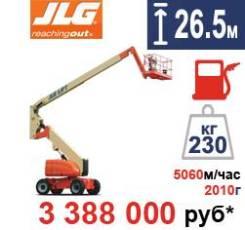 JLG 800AJ, 2010