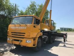Услуги автокранов 25 тонн, 21 метр.