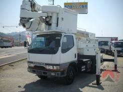 Mitsubishi Fuso Canter. Mitsubishi Canter, автовышка Aichi SH145, 16м. от земли, доп. Мотор, 4 600куб. см., 15,00м. Под заказ