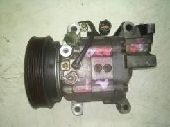Компрессор кондиционера, Nissan CUBE, CGA3-DE, AZ10, (92600-AN001).