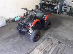 Quad Hummer 125, 2013