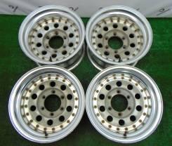 "Dunlop. 8.0x15"", 6x139.70, ET-28, ЦО 109,0мм."