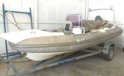 Лодка риб Скайбот (skyboat) SB 520RT
