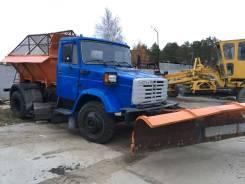 ЗИЛ 433362. Продам машину дорожную комбинированную МДК-433362, 6 000куб. см.