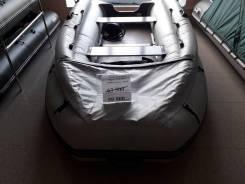 Продам со скидкой Лодка надувная Фрегат М-350 F цвет (серый)