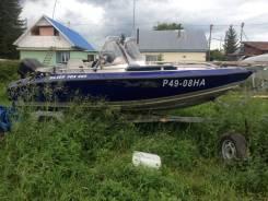 Продам лодку Silver FOX 485